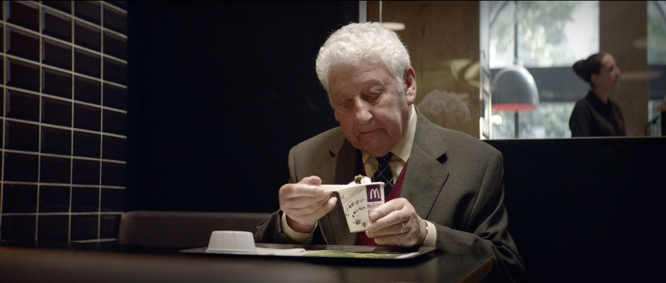 Buki Ebiesuwa Stylist - McDonald's | Grandpa - Martin Werner
