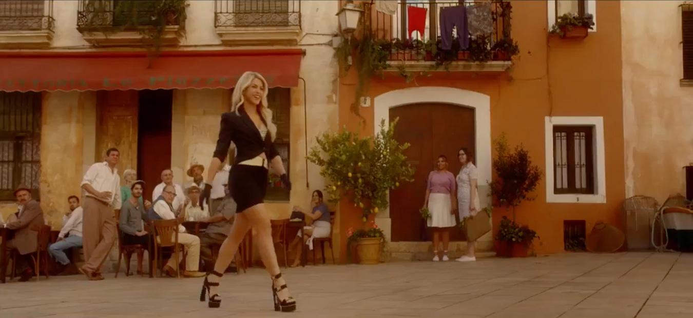 Buki Ebiesuwa Stylist - Costa Cruceros | Shakira - Jaume de la Iguana